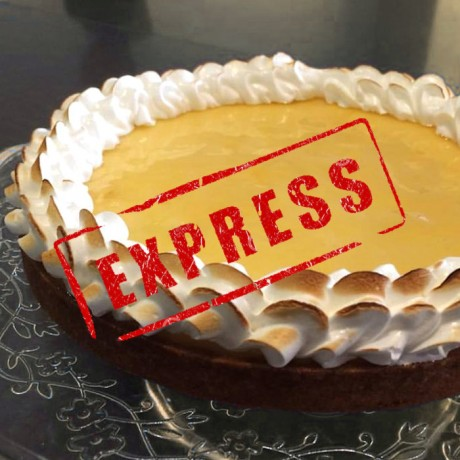 Tarte au citron meringuée (version express)