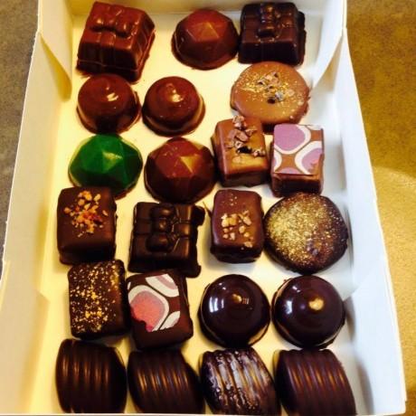 Chocolat: bonbons