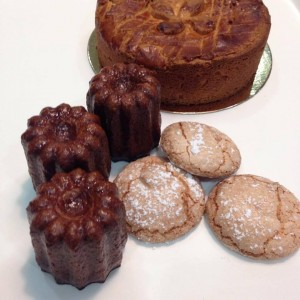Pastries from South West France