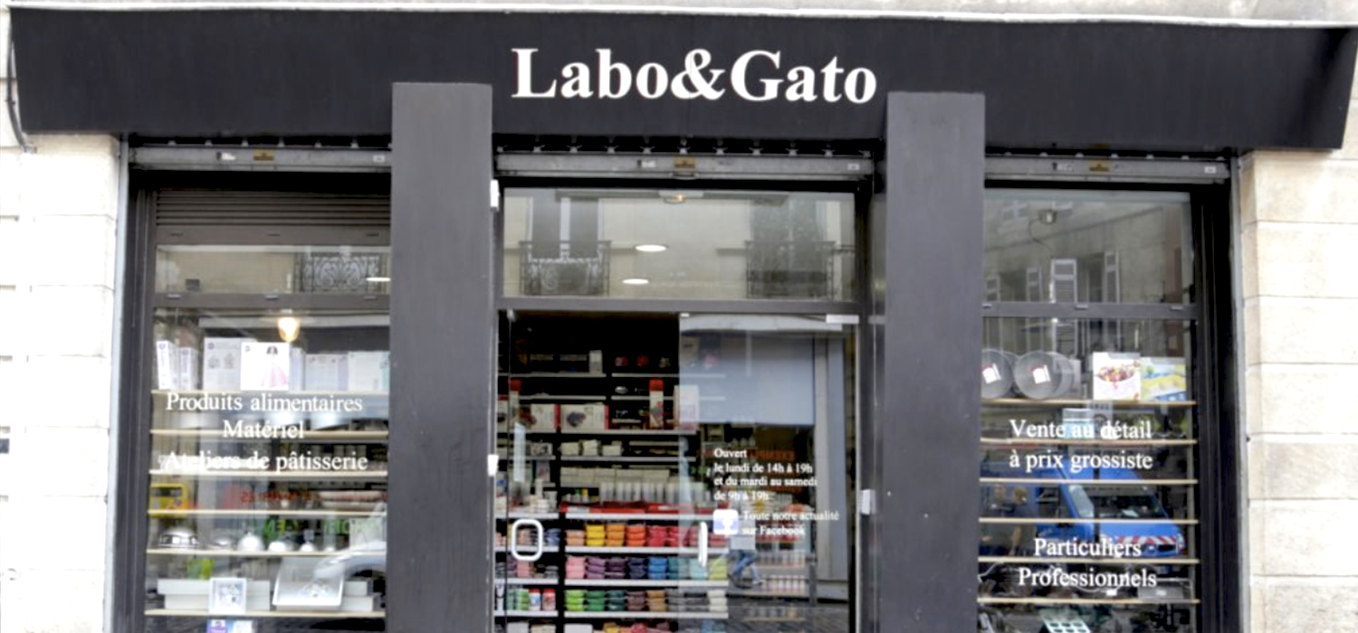 Boutique labo&gato à Bordeaux - Furnitures for baking and cooking