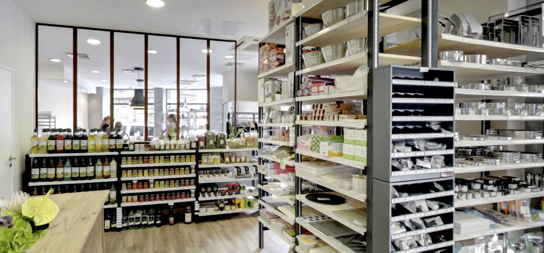 Boutique de matériel pâtisserie labo&gato à Bordeaux - pastry tools and equipment