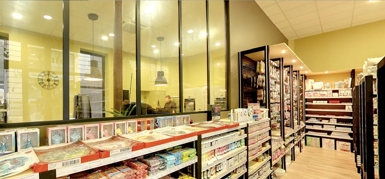 Boutique labo&gato à Toulouse, boutique et e-commerce de produits pâtissiers